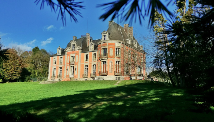 chateau chantore bacilly
